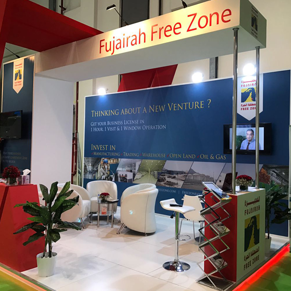 Exhibition Stand Work : Outdoor signage dubai sign board company in sharjah uae